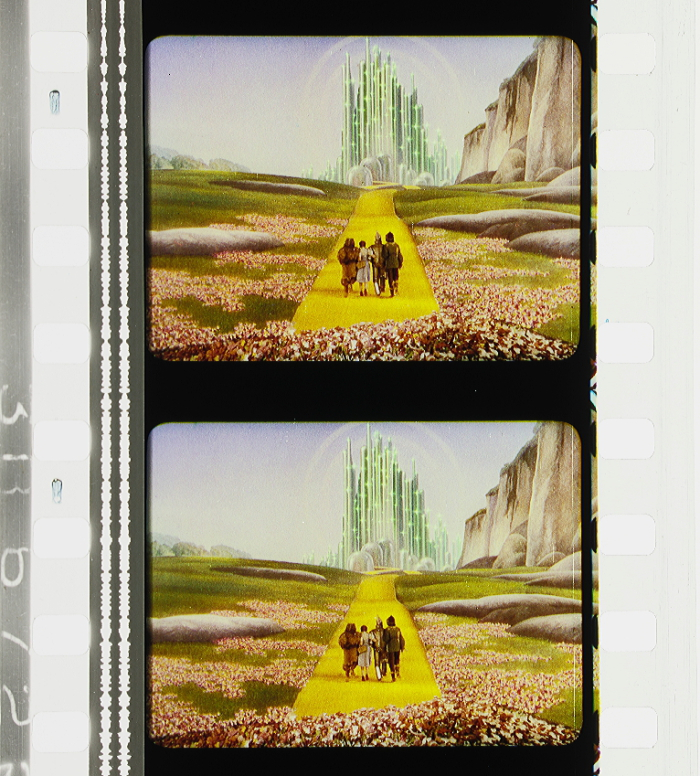 The Wizard of Oz (1939) | Timeline of Historical Film Colors