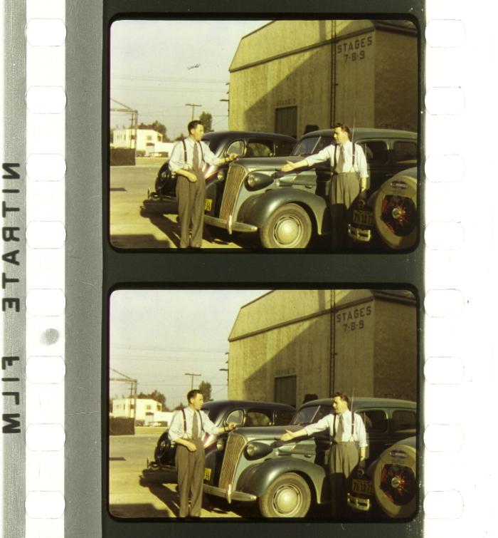 Tests For The Prisoner Of Zenda 1937 Timeline Of Historical Film Colors