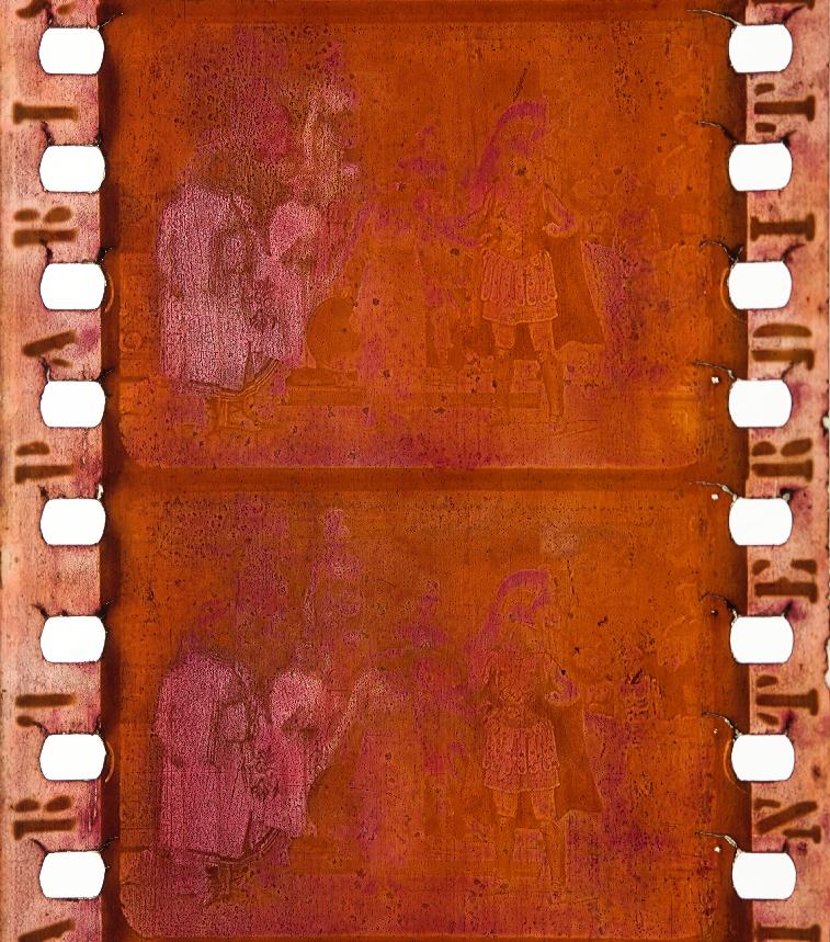 La Vestale (1908) | Timeline of Historical Film Colors
