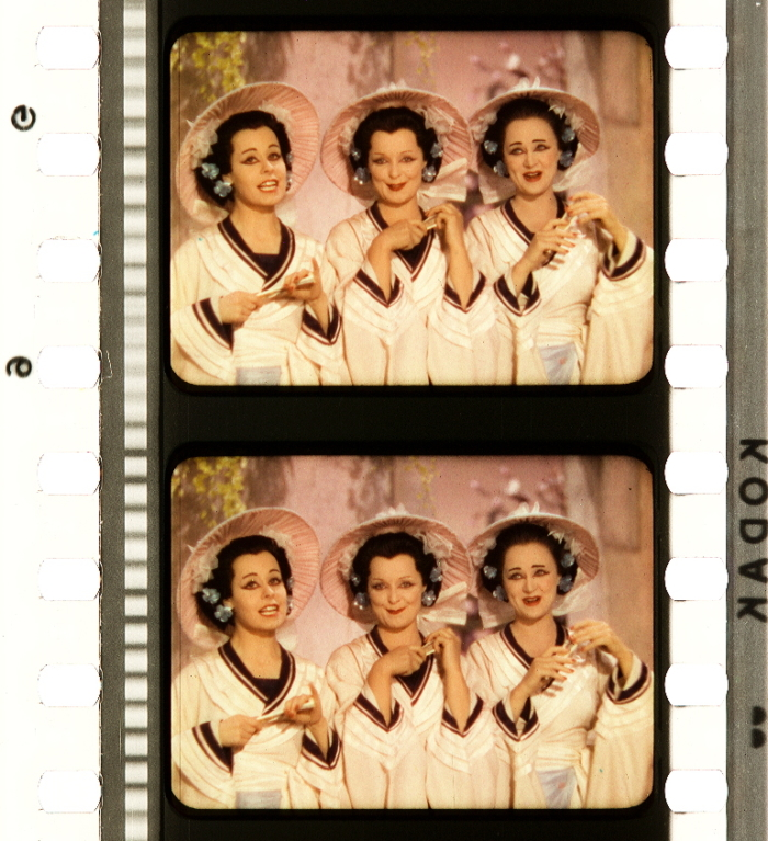 The Mikado (1939) | Timeline of Historical Film Colors