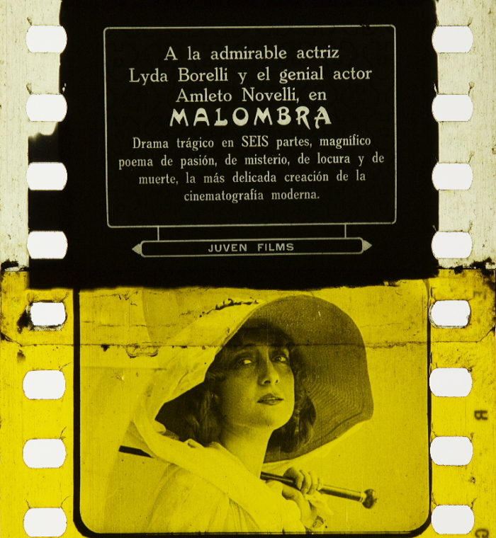 Schema Elettrico Za : Malombra 1917 timeline of historical film colors