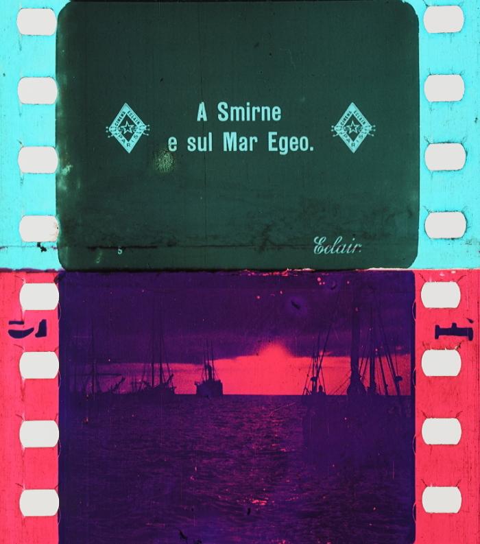 Comment le soleil se couche (1913)