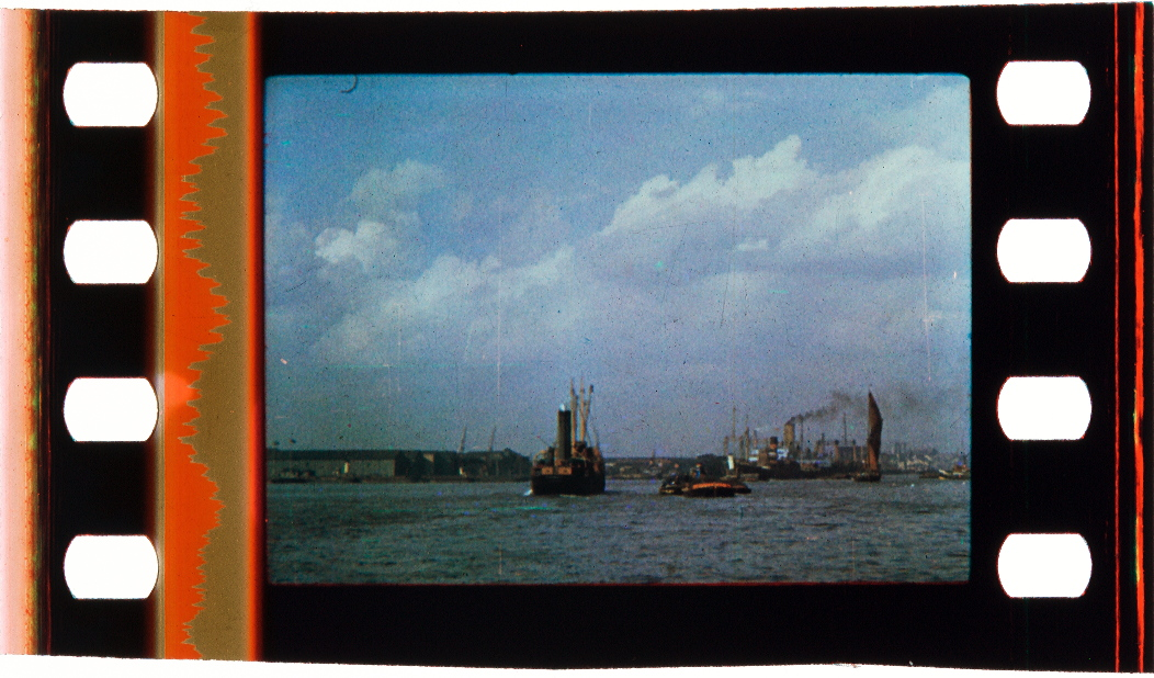 Colour on the Thames (1936) | Timeline of Historical Film Colors
