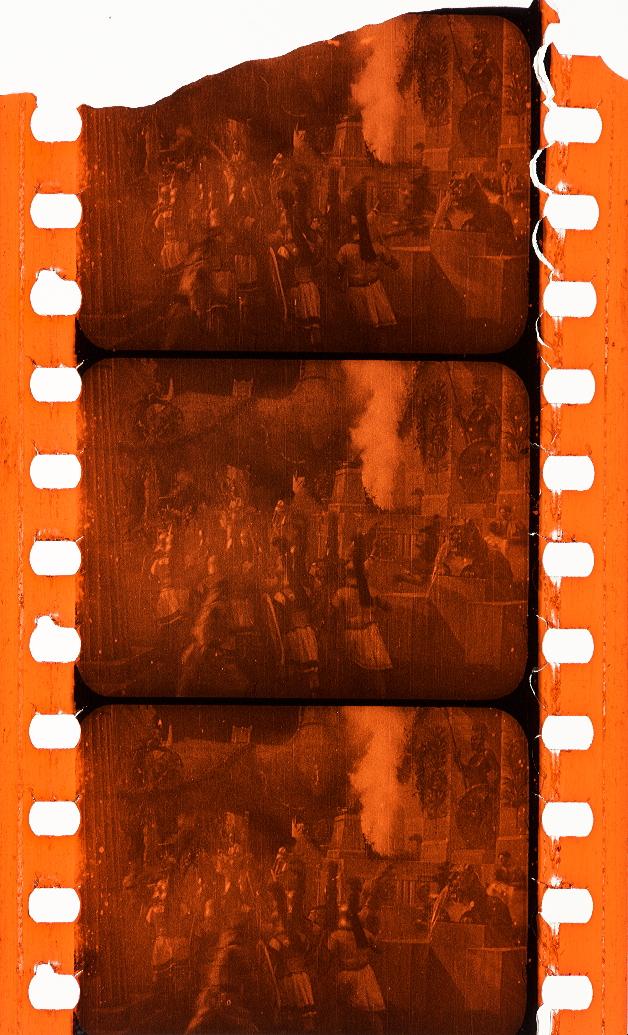 Tinted Samples Kodak Film Samples Collection Timeline Of