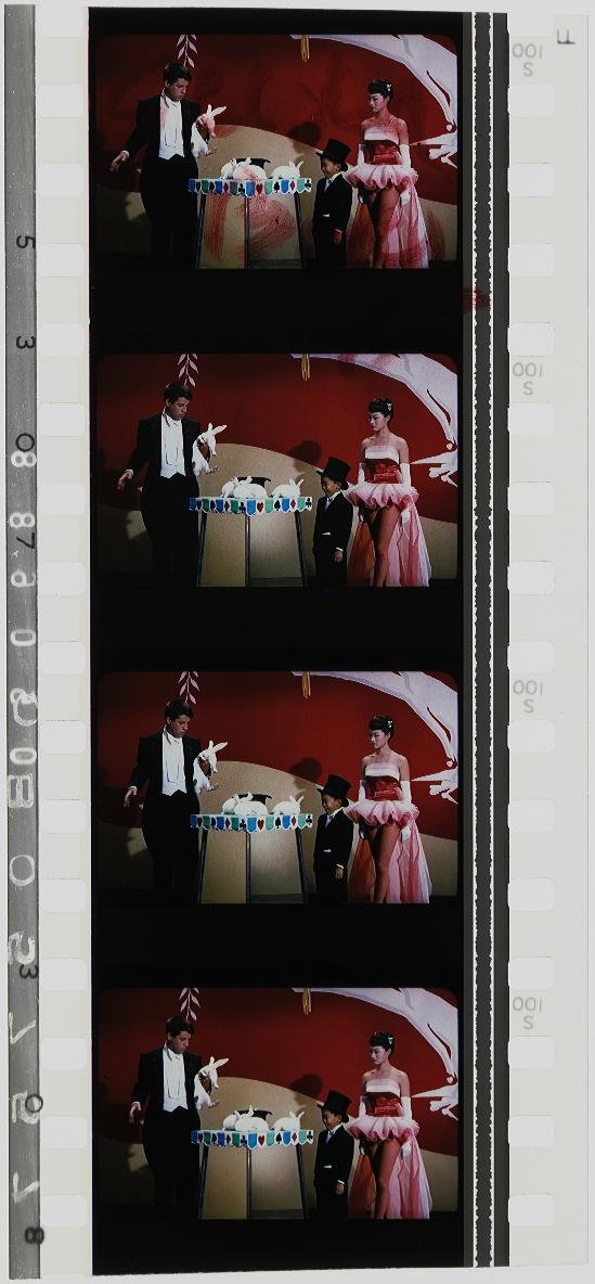 Technicolor No  V Samples (Kodak Film Samples Collection