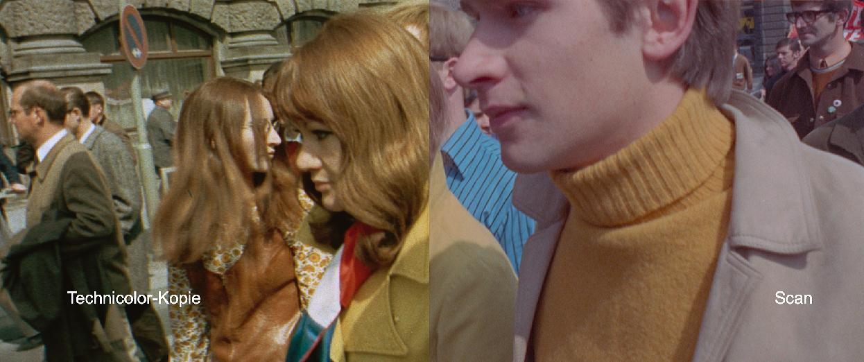 Neun Leben hat die Katze (1968) | Timeline of Historical Film Colors