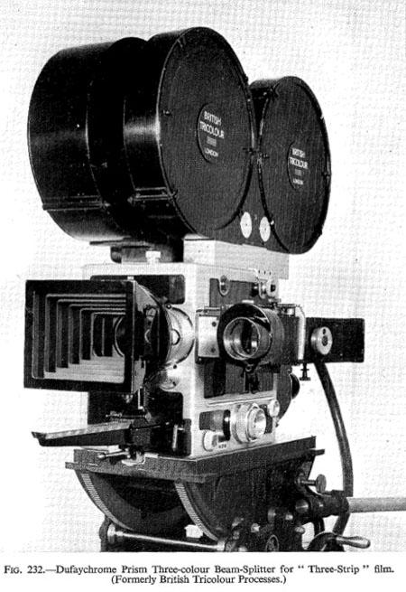 Cornwell-Clyne_British Tricolour _ Dufaychrome_1951
