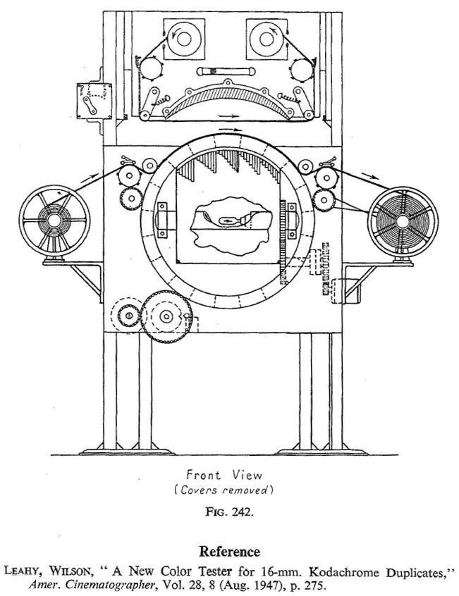 Cornwell-Clyne_Kodachrome reversal_1951-14