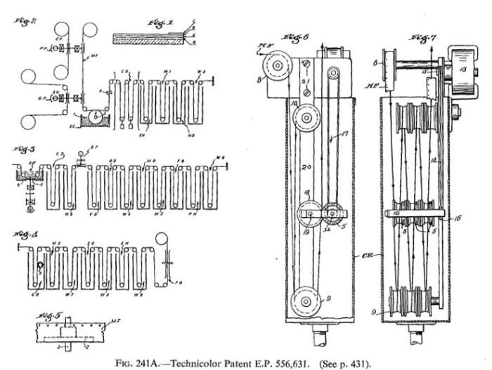 Cornwell-Clyne_Kodachrome reversal_1951-9