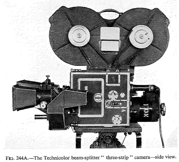 Cornwell-Clyne_TechnicolorIV_1951
