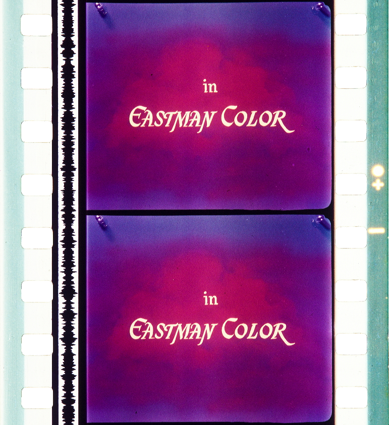 0914707f Trucolor 3 color | Timeline of Historical Film Colors