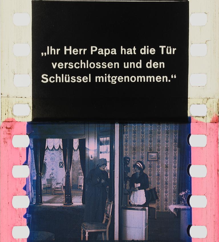 47bfaa3ed302 Die Hochbahnkatastrophe (1921)