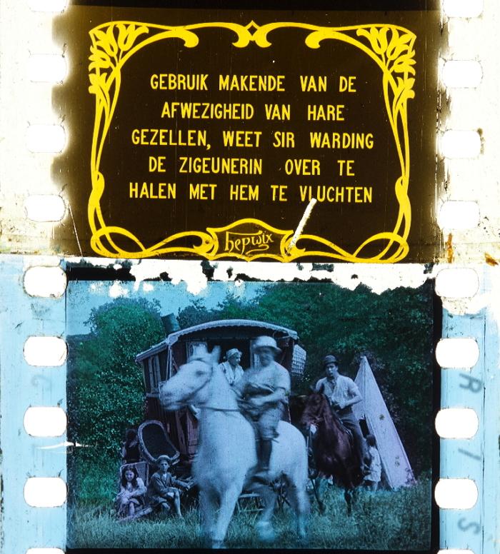 Zigeunerleben (1917)