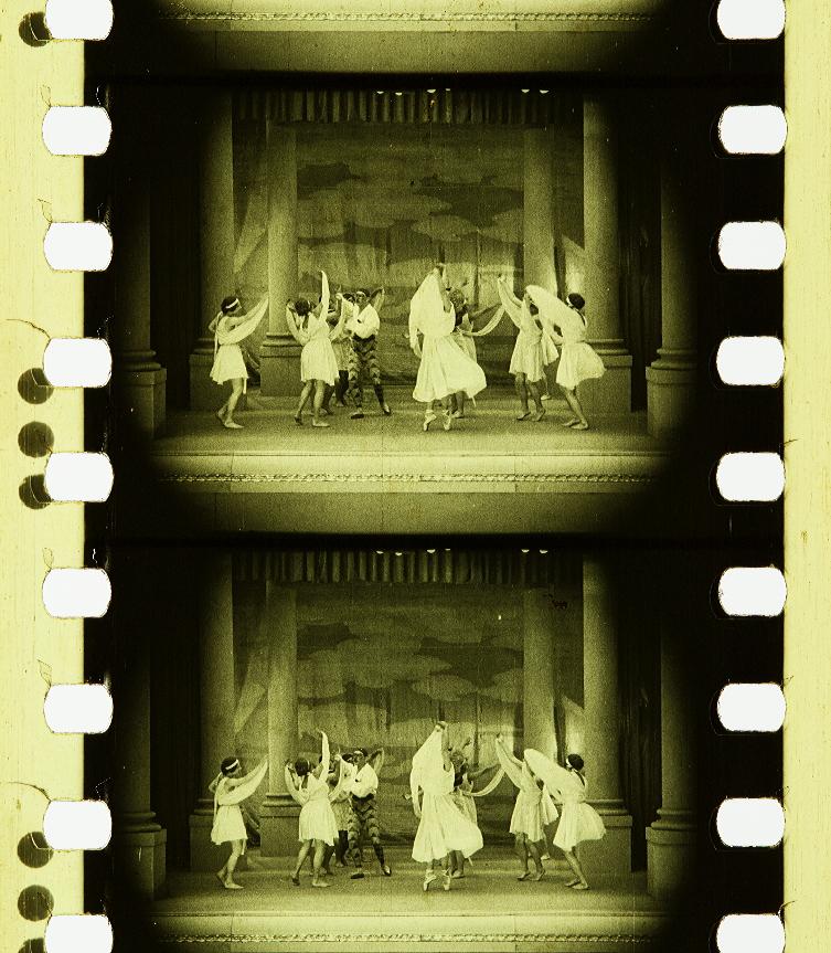 Der Schatten Der Gaby Leed 1921 Timeline Of Historical Film Colors