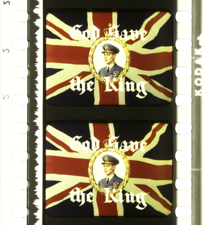 New King Nss 1936 Timeline Of Historical Film Colors