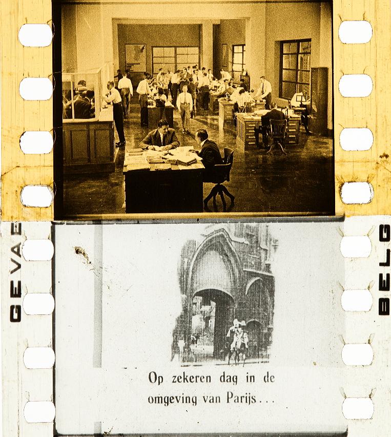 Paris En Cinq Jours 1925 Timeline Of Historical Film Colors