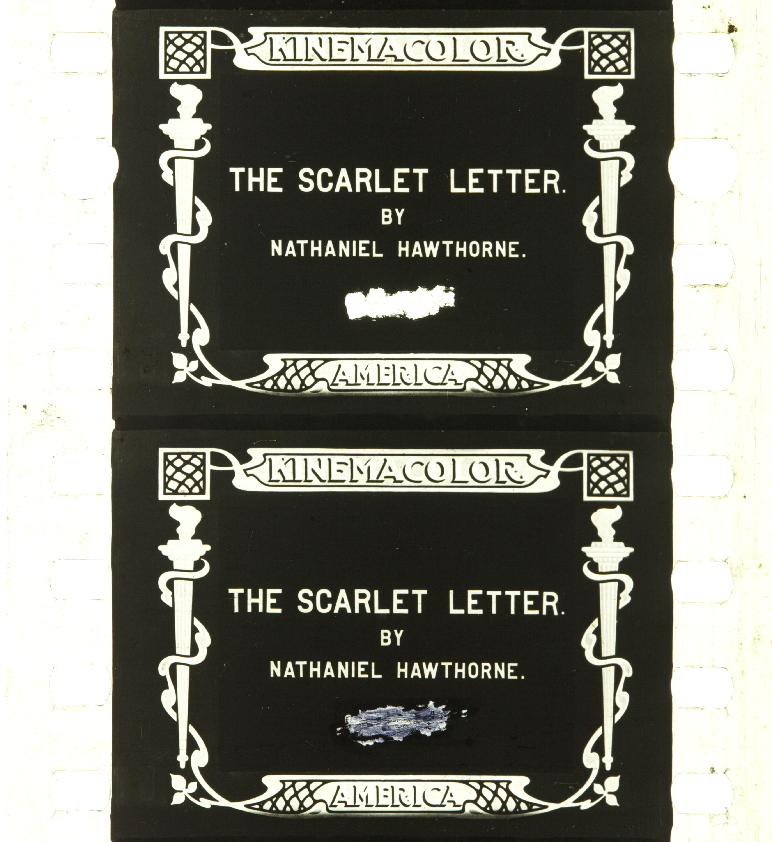 The Scarlet Letter (1913) | Timeline of Historical Film Colors