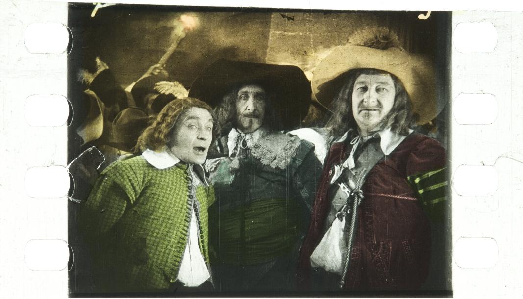 Cyrano de bergerac 1923