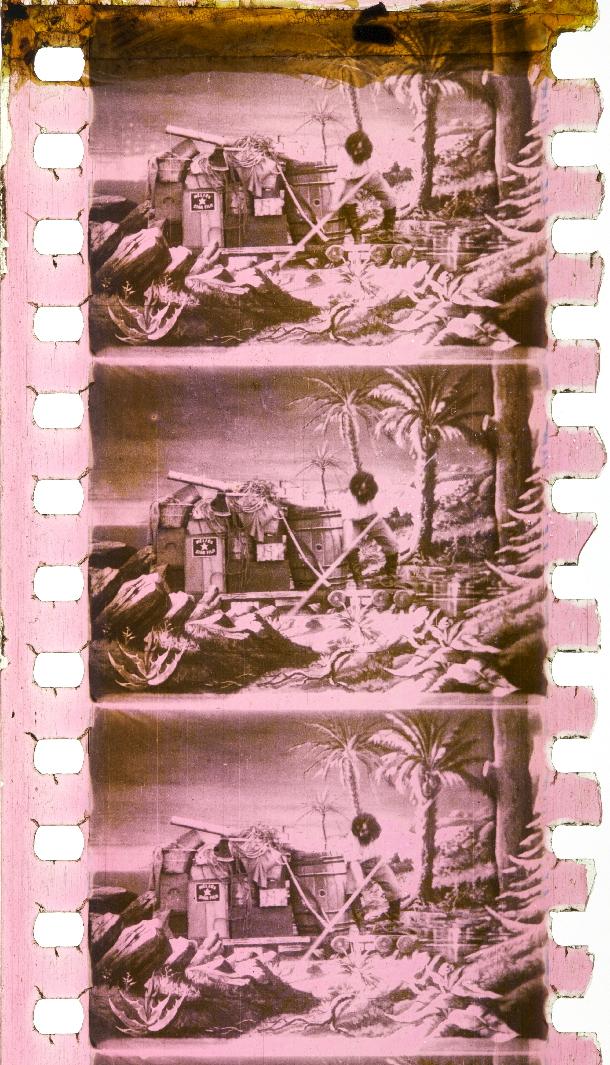 Les Aventures de Robinson Crusoe (1902)