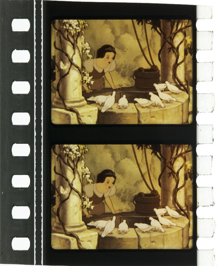 Snow White (1937) | Timeline of Historical Film Colors