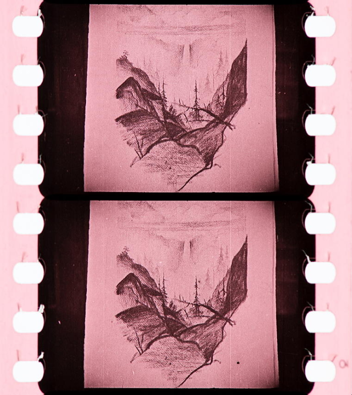 6dcf5d7edf4ed The Dragon Painter (1919) | Timeline of Historical Film Colors