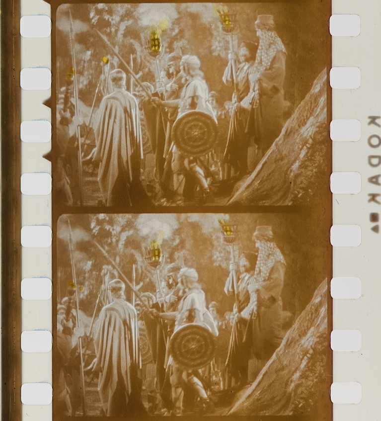 The King of Kings (1927) | Timeline of Historical Film Colors