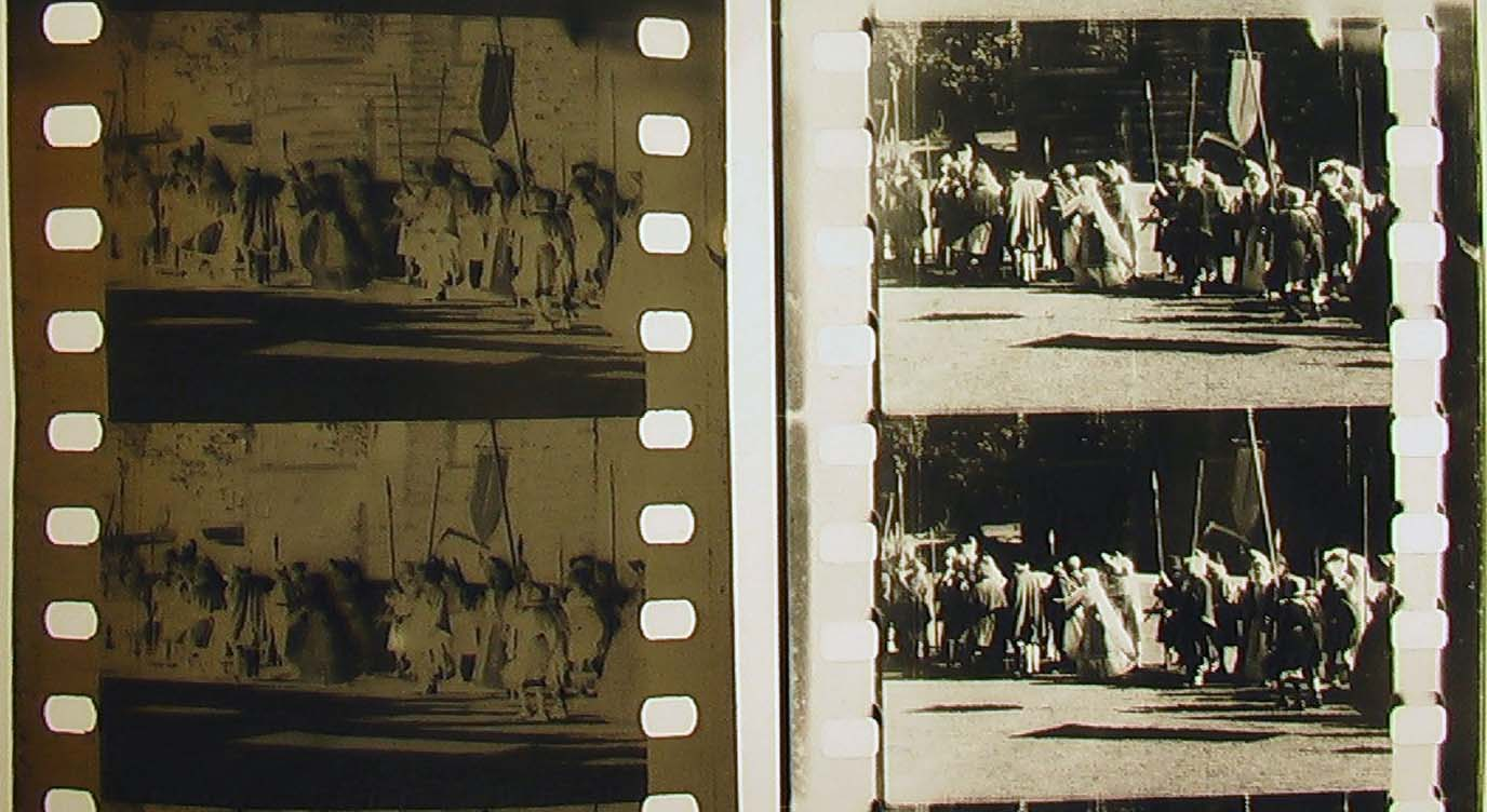 Kinemacolor | Timeline of Historical Film Colors