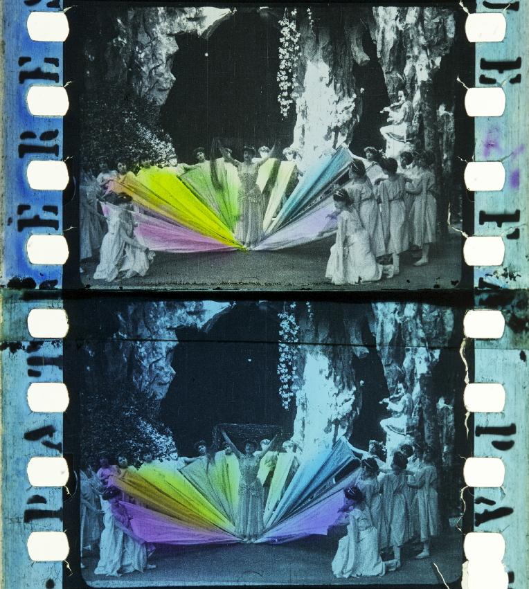 3e0463736548 L'Amour d'esclave (1907) | Timeline of Historical Film Colors
