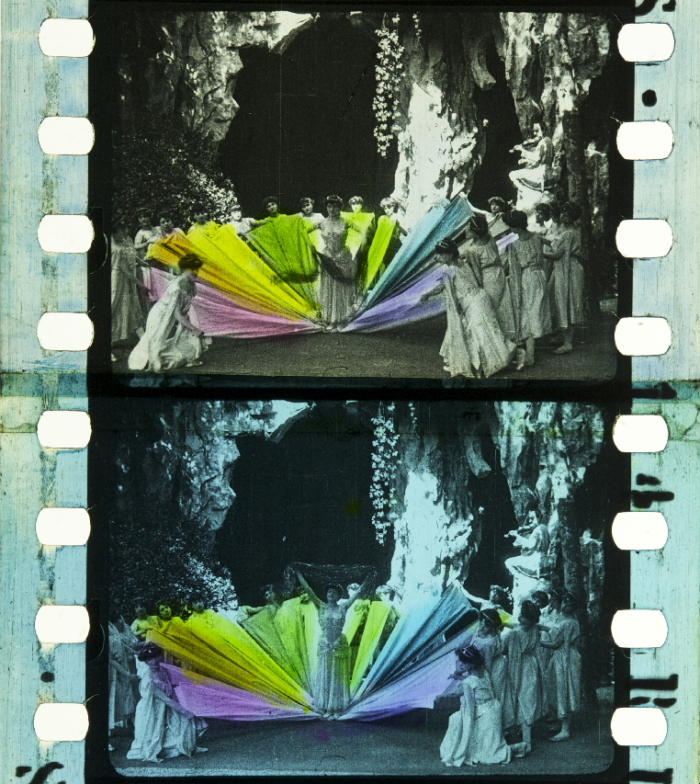 Lamour Desclave 1907 Timeline Of Historical Film Colors