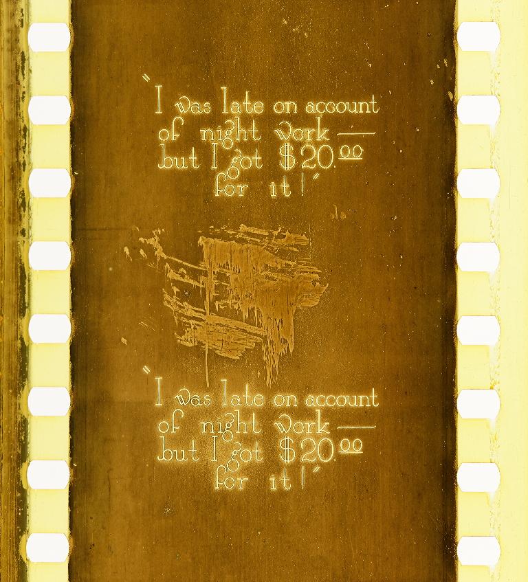 1b8bc83e70 Forbidden Fruit (1921)   Timeline of Historical Film Colors