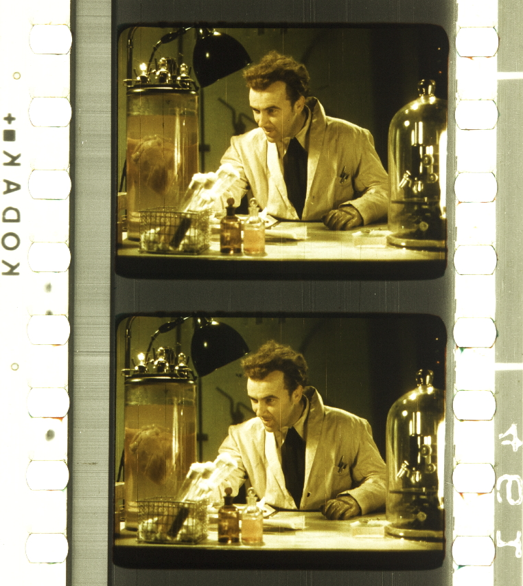 Doctor X (1932) | Timeline of Historical Film Colors