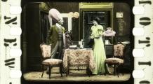 Ma fille n'épousera qu'un médium (1909)