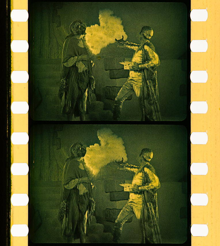 The Thief of Bagdad (1924) [Outtakes] | Timeline of Historical Film