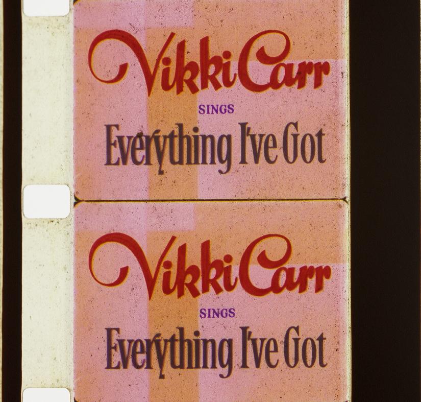 Everything I've Got ([1969]) | Timeline of Historical Film Colors
