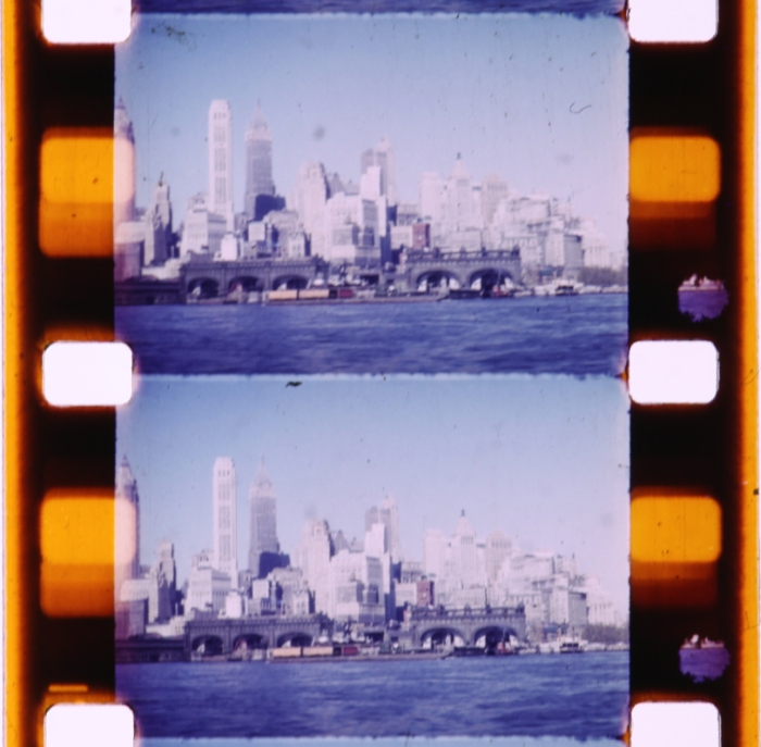 Travel to New York (1954)
