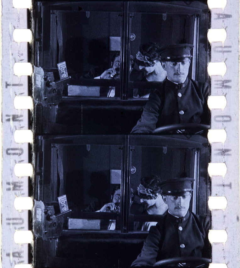 3a563aaa7f8fa Gaumont Fragments    Timeline of Historical Film Colors