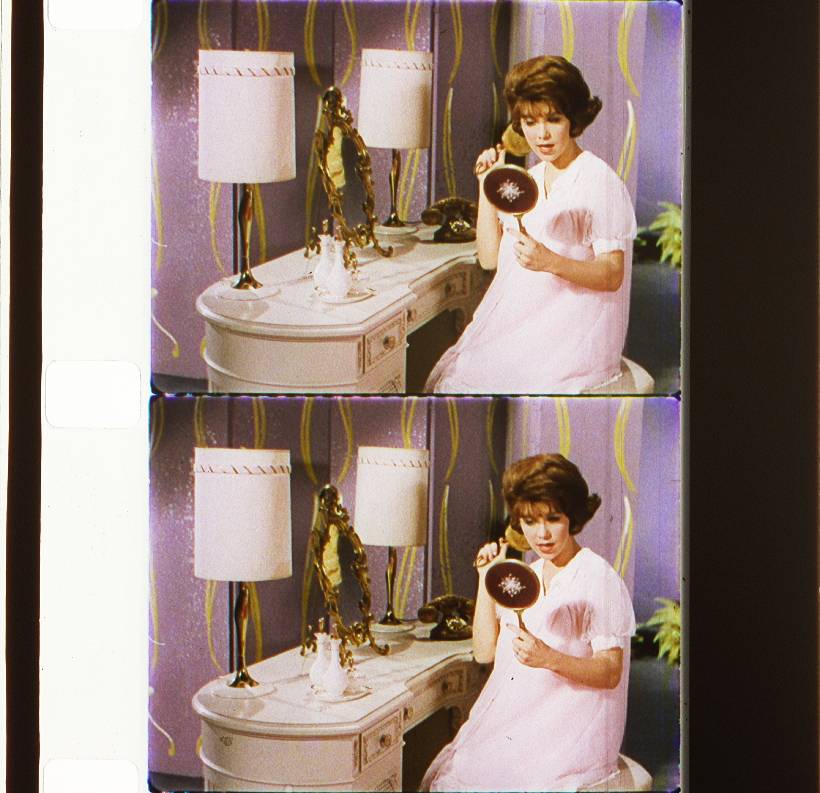 6e9f94cf3 Queen of the House (1965) | Timeline of Historical Film Colors