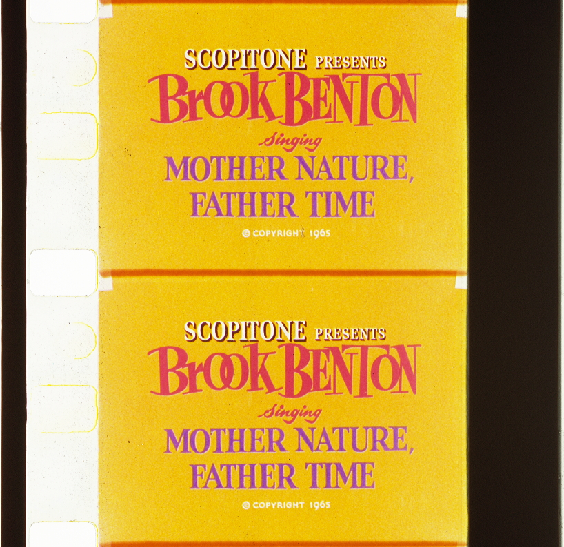 cee630b6 Mother Nature Father Time (1965) | Timeline of Historical Film Colors