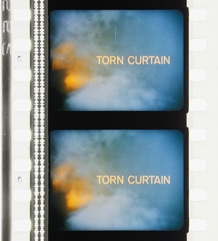 Torn Curtain 1966 Timeline Of Historical Film Colors