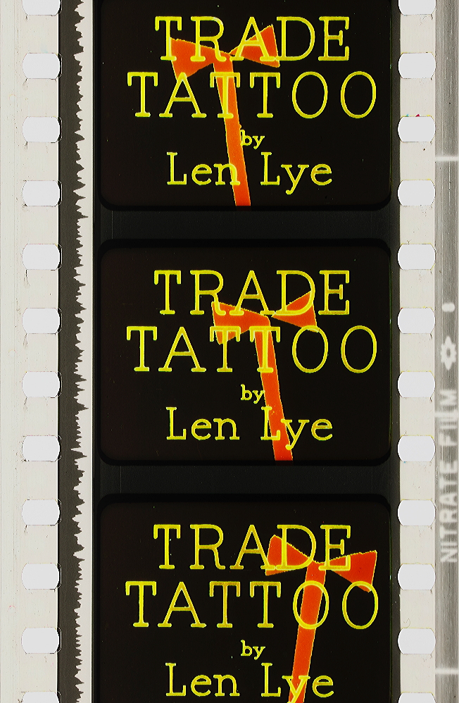 8ba41de466e9b Trade Tattoo (1937) | Timeline of Historical Film Colors