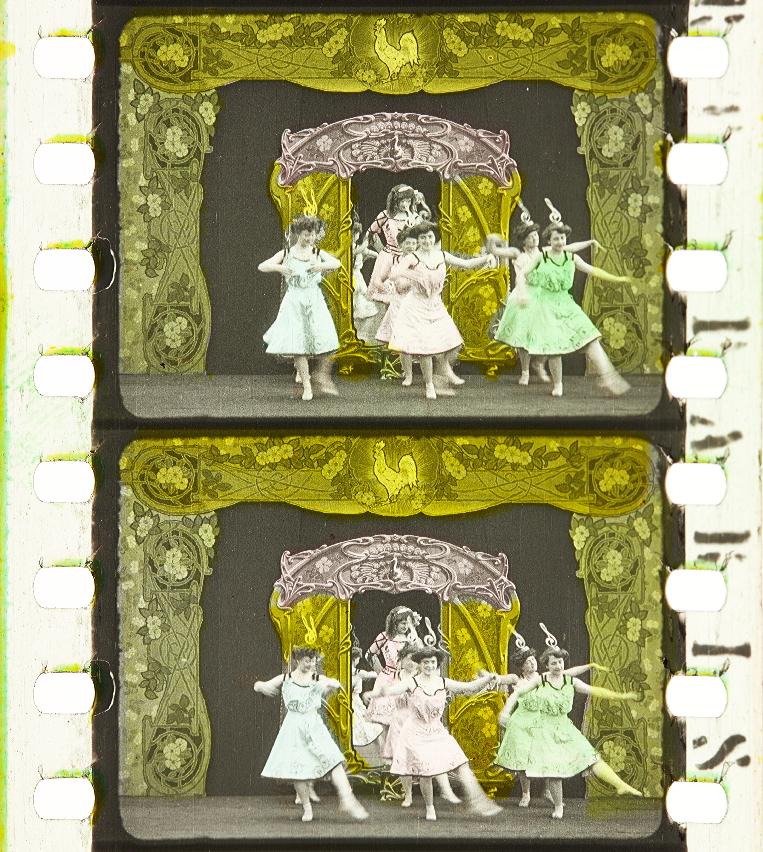 83360a557fabfb Pathé forvandlingsakt    Timeline of Historical Film Colors