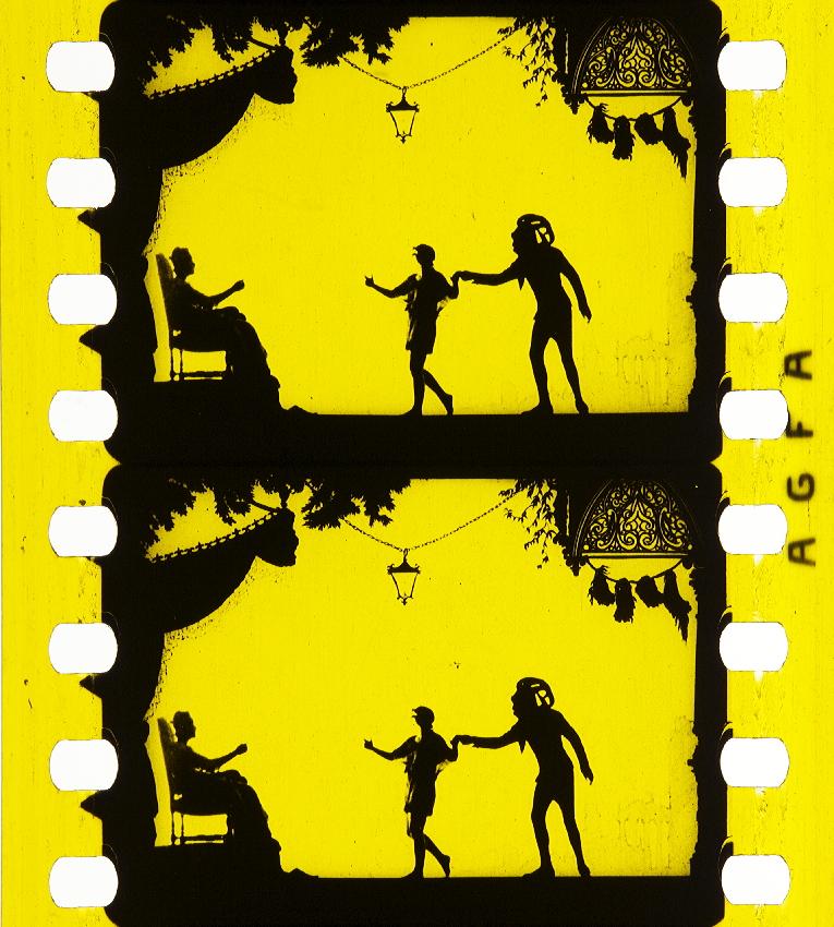 Der Märchenwald, ein Schattenspiel (1919) | Timeline of ...
