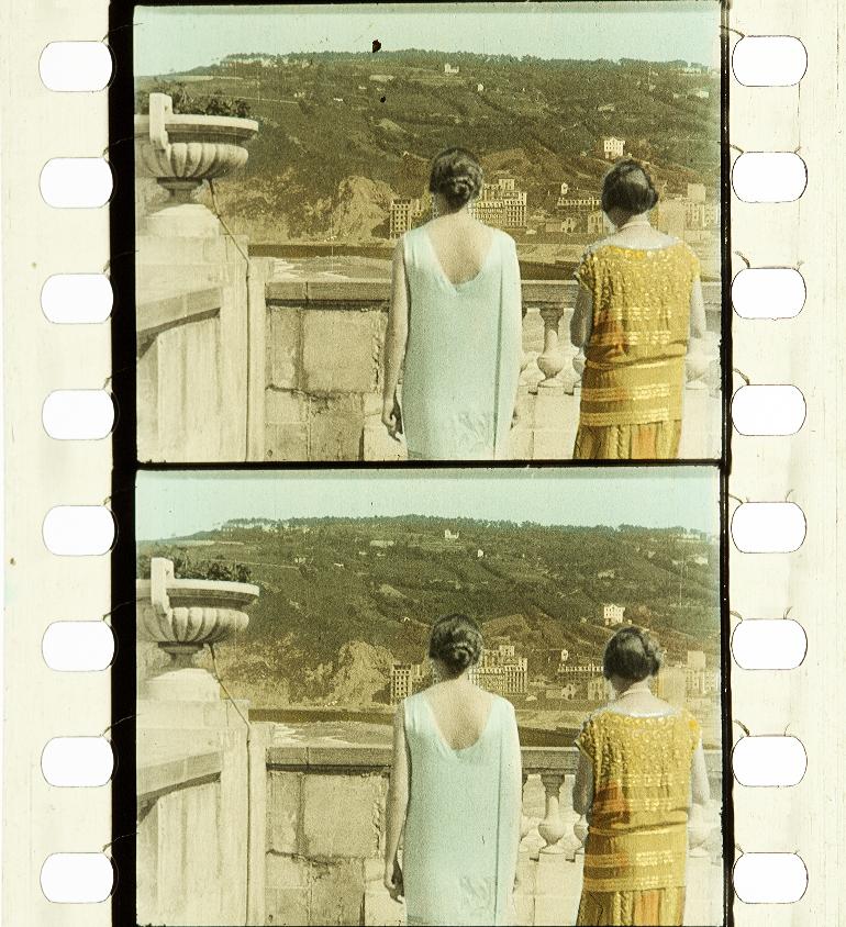 e1e84e8d9ce70d Mode in kleur  (1920s)   Timeline of Historical Film Colors