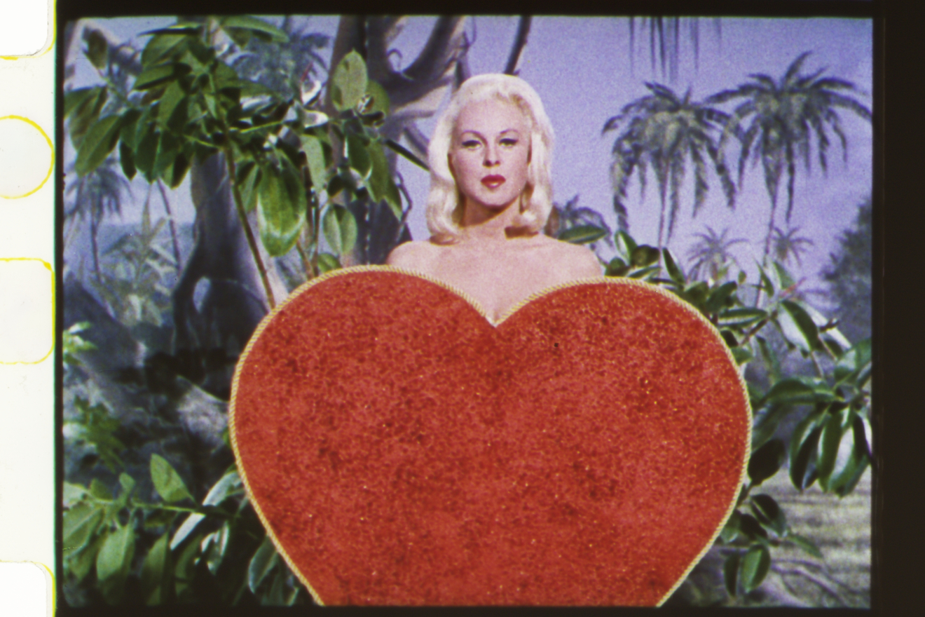 Fantasia Models Lili Cary web of love (1966) | timeline of historical film colors
