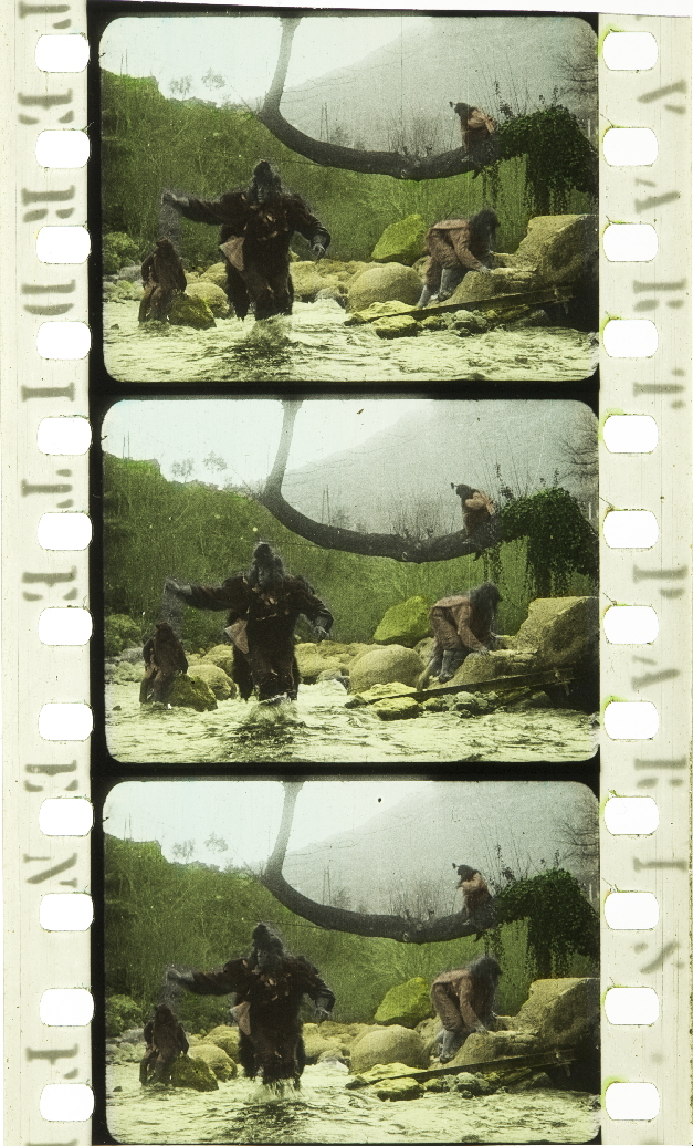 8d50a7c316b83f Western in Pathécolor   Timeline of Historical Film Colors