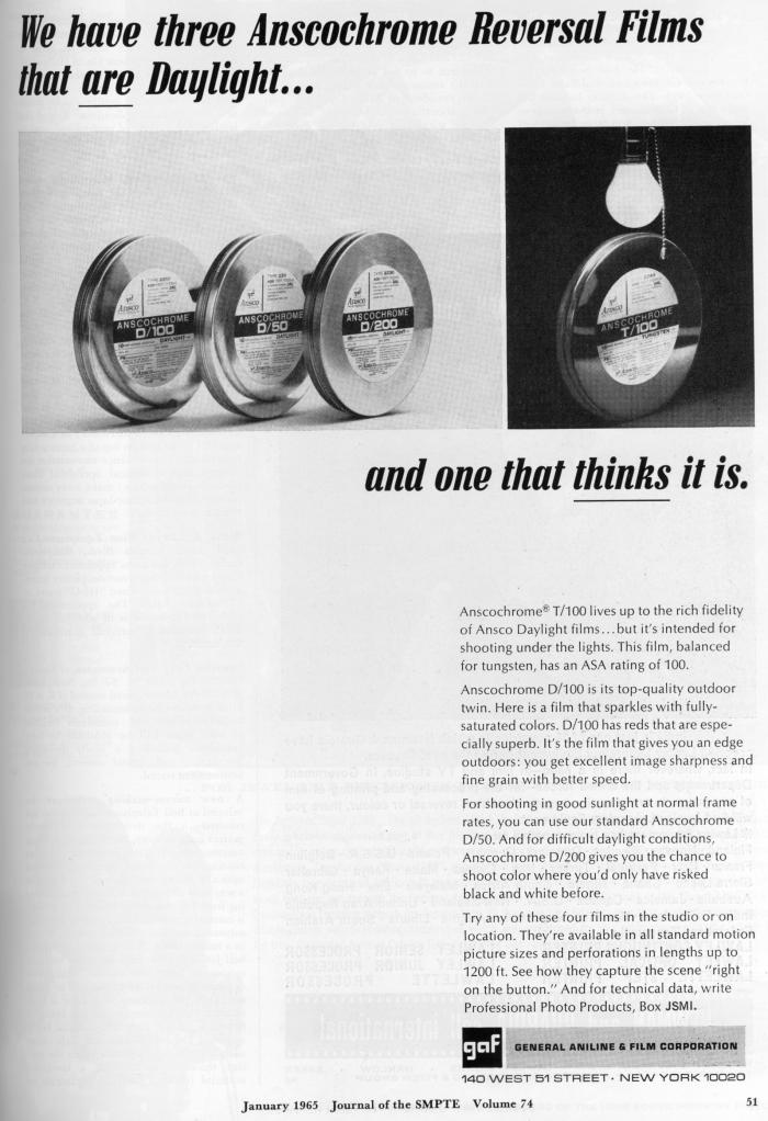 WerbungAnsco1965