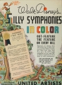 Silly Symphonies poster