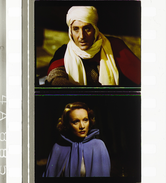 ed634c170 The Garden of Allah (1936) | Timeline of Historical Film Colors