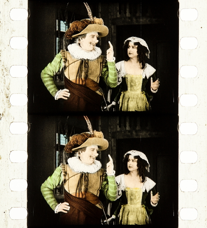 Cyrano De Bergerac 1923 Timeline Of Historical Film Colors