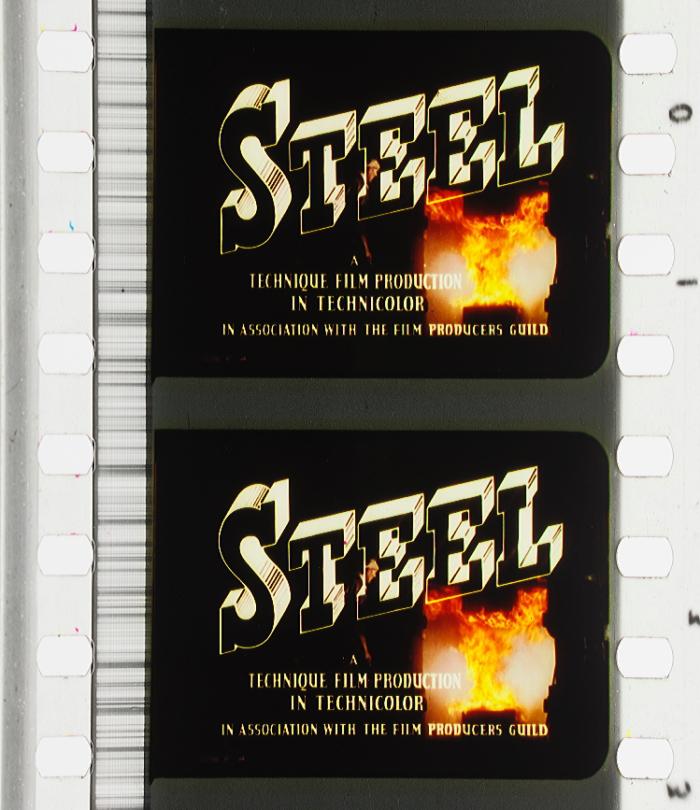 Steel (1945) | Timeline of Historical Film Colors